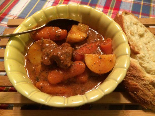 Basic Beef Stew