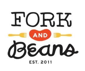 Fork and Beans logo