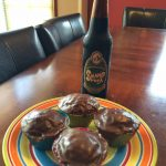 Chocolate Swamp Pop Cola Cupcakes
