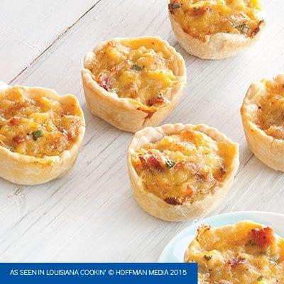 Mini Crawfish Pies
