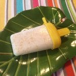 Pineapple Coconut Pops