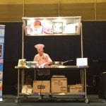Cooking Demo at LRA EXPO 2015