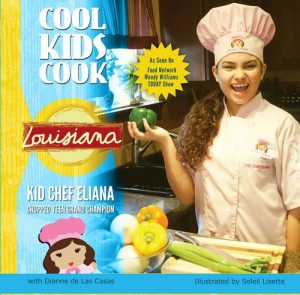 Cool Kids Cook: Louisiana book cover