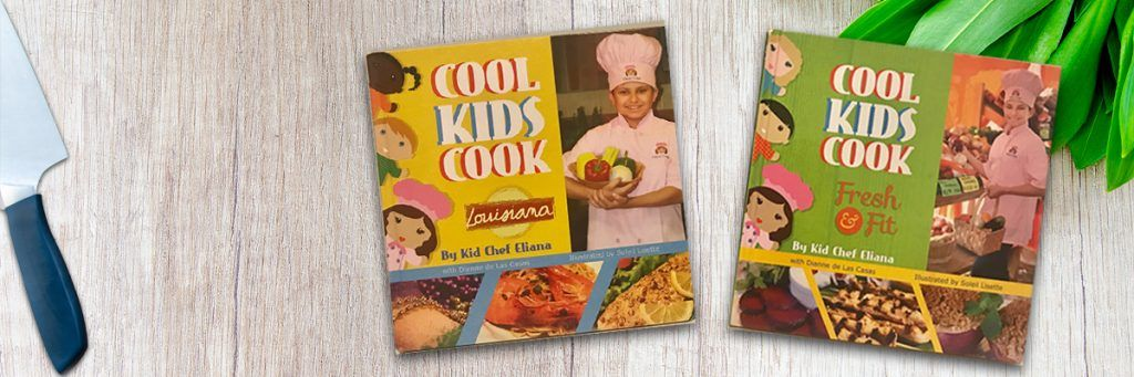 Cool Kids Cook Books
